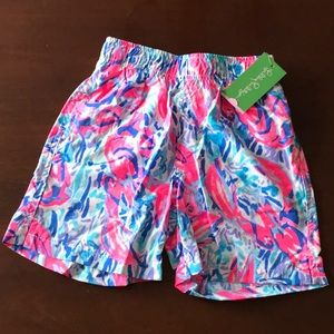 Lily Pulitzer Boys Junior Capri Swim Trunks